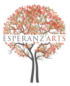 Logo de l'association Esperanz'Arts